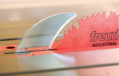 Riving-Knife-on-Table-Saw
